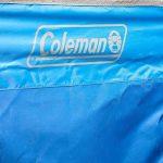 Coleman Campingstuhl 'Ver-Tech' Chaise Mixte, Bleu, Taille Unique de la marque Coleman image 4 produit