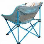 Coleman Chaise pliable - Kick-Back Breeze - Compacte - Bleu de la marque Coleman image 1 produit