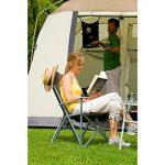 Coleman Fauteuil de Camping/plage Summer Sling Chair Green avec grand dossier de la marque Coleman image 1 produit