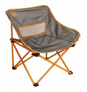Coleman Kick Back Breeze Chaise pliable Orange de la marque Coleman image 0 produit