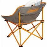 Coleman Kick Back Breeze Chaise pliable Orange de la marque Coleman image 1 produit