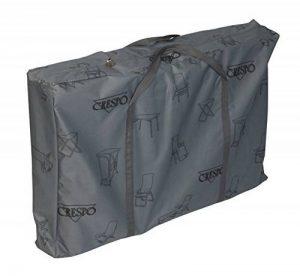 Crespo Sac de rangement - Avec diviseur - Luxe - 100x22x13cm de la marque Crespo image 0 produit
