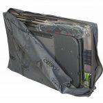 Crespo Sac de rangement - Avec diviseur - Luxe - 100x22x13cm de la marque Crespo image 1 produit