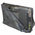 Crespo Sac de rangement - Avec diviseur - Luxe - 100x22x13cm de la marque Crespo image 2 produit