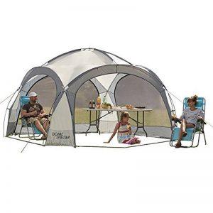 Dôme d'abri pour extérieur, protection UV Tente de réception avec panneaux latéraux pour la plage, les festivals et le camping de la marque Clifford James image 0 produit