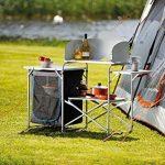 Easy Camp Sarin Table Gris/Argent de la marque Easy Camp image 1 produit