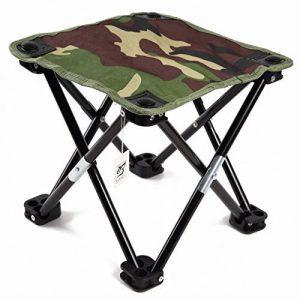 EKKONG Ultraléger Chaise Pliante Portable Pour Camping/Pêche/Randonnée/Pique-nique de la marque EKKONG image 0 produit