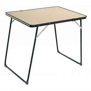 Eredu 807/DS Table de Camping Pliant durolac top 80 x 60 cm de la marque Eredu image 0 produit