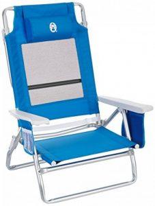fauteuil bas de plage pliant TOP 0 image 0 produit