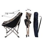 fauteuil bas de plage pliant TOP 4 image 1 produit