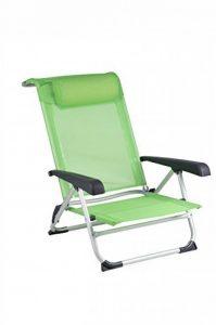 fauteuil camping aluminium TOP 10 image 0 produit