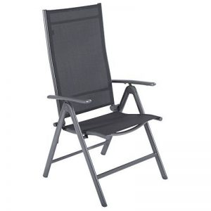 fauteuil camping aluminium TOP 2 image 0 produit