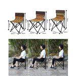 fauteuil de plage ultra léger TOP 8 image 2 produit