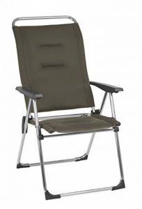fauteuil pliant alu camping TOP 7 image 0 produit