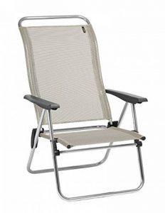 fauteuil pliant alu camping TOP 8 image 0 produit