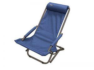 FERRINO Relax Chaise longue pliante de camping et jardin, bleu de la marque FERRINO image 0 produit