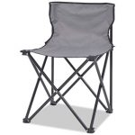 Festnight 5 pcs Mobilier de Camping Pliant 1 Table + 4 Chaise de Camping en Acier de la marque Festnight image 3 produit
