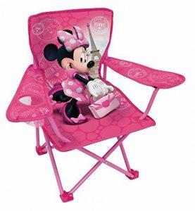 FUN HOUSE 712907 DISNEY MINNIE Chaise - Fauteuil de Camping pliable pour enfant de la marque FUN HOUSE image 0 produit