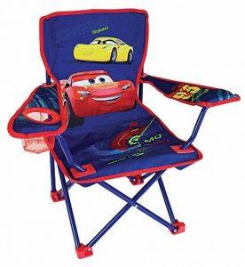 FUN HOUSE 712940 DISNEY CARS Chaise - Fauteuil de Camping pliable pour Enfant de la marque FUN HOUSE image 0 produit