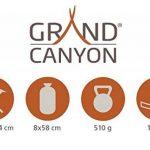 Grand Canyon Alu 3-Leg Stool - Tabouret à 3 pieds, aluminium, pliant, différentes couleurs de la marque Grand Canyon image 1 produit