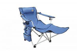 Grand Canyon Giga - chaise de camping pliante avec repose-pieds, aluminium, différentes couleurs de la marque Grand Canyon image 0 produit