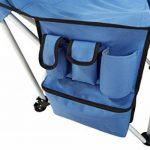 Grand Canyon Giga - chaise de camping pliante avec repose-pieds, aluminium, différentes couleurs de la marque Grand Canyon image 3 produit