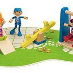 Hape E3461 - Jeu d'Imitation en Bois - Maison de Poupées - Parc de Jeux de la marque Hape image 1 produit