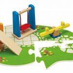 Hape E3461 - Jeu d'Imitation en Bois - Maison de Poupées - Parc de Jeux de la marque Hape image 3 produit