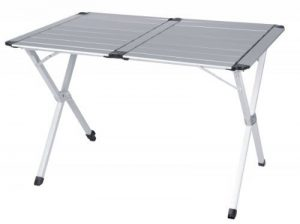 High Peak 44188 Table de camping pliable Argent 110 x 72 x 70 cm de la marque High Peak image 0 produit