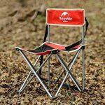 ICOCO Chaise de camping chaise pliante Angel pliable chaise Pêche pour BBQ, camping, pêche, Voyage, la randonnée, jardin, plage, Oxford de serviette avec sac de transport de la marque ICOCO image 2 produit