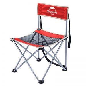 ICOCO Chaise de camping chaise pliante Angel pliable chaise Pêche pour BBQ, camping, pêche, Voyage, la randonnée, jardin, plage, Oxford de serviette avec sac de transport de la marque ICOCO image 0 produit