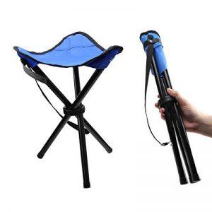 Ideapro Tabouret trépied pliable portable et léger pour camping, randonnée, pêche de la marque IDEAPRO image 0 produit