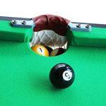 IFOYO 140 cm Table de Billard/Bille/Boule de Billard Pliable Pliante Touts les Accessoires Inclus, Pas Besoin d'Assemblage de la marque IFOYO image 4 produit
