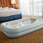 Intex 66810 Airbed Lit gonflable Enfant Floque + Gonfleur de Voyage de la marque Intex image 3 produit