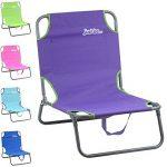 just be... Chaise longue de jardin et de plage pliable de la marque just be... image 4 produit