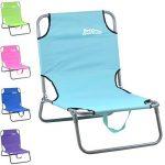 just be... Chaise longue de jardin et de plage pliable de la marque just be... image 6 produit