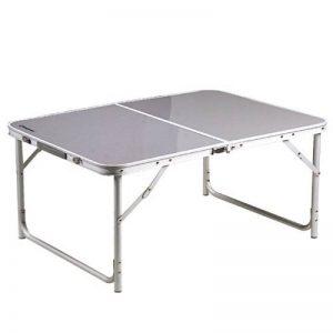 KingCamp léger portable table pliante forte pour 6 personnes pour le camping en plein air pique-nique de la marque KIng Camp image 0 produit