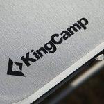 KingCamp léger portable table pliante forte pour 6 personnes pour le camping en plein air pique-nique de la marque KIng Camp image 2 produit