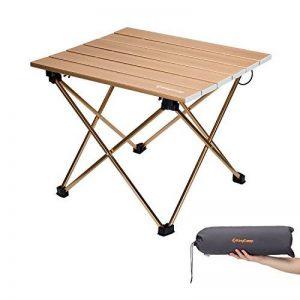 KingCamp Ultra léger léger Table pliante pour Camping pêche de pique-nique en plein air de la marque KingCamp image 0 produit