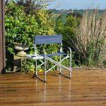 Kingfisher Fauteuil de pique-nique avec table d'appoint de la marque Kingfisher image 1 produit