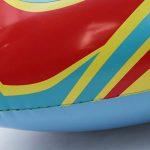 La Vogue Siège Gonflable Bébé Enfant Douche Piscine Plage Chaise Salle De Bain Dossier Forme Avion Voyage Rouge de la marque La Vogue image 3 produit
