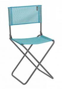 Lafuma Chaise pliante de camping, Compacte, CNO, Batyline, Couleur: Lac, LFM1249-8553 de la marque Lafuma image 0 produit