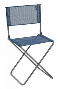 Lafuma Chaise pliante de camping, Compacte, CNO, Batyline, Couleur: Océan, LFM1249-8547 de la marque Lafuma image 0 produit