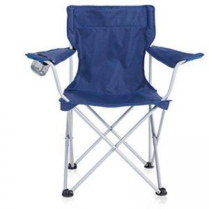 LE chaise plein air/pliantes camping/Ultralight/Compact plage/avec accoudoir/porte-gobelet, pour/Camping Randonnée Plage Pêche Jardin de la marque LE chaise image 0 produit