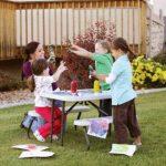 Lifetime Table de pique nique pour Enfant Almond 82,5 x 90,1 x 53,5 cm 280094 de la marque Lifetime image 5 produit