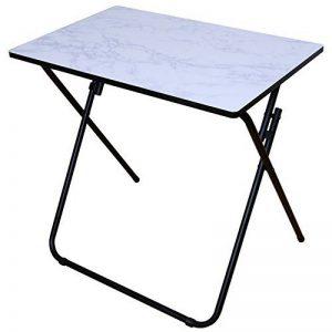 Lifewit Table de lit pliable en Bambou pour PC Ordinateur Portable Tablette Table de Lecture avec Refroidisseur (Table pliable) de la marque Lifewit image 0 produit