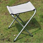 Lifeyz, chaise de camping pliable, tabouret de pêche solide pliant pour le camping, la randonnée de la marque Lifeyz image 5 produit