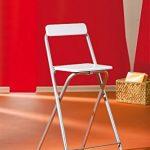 Link 50901400 Inet Chaise de bar Blanc de la marque Links image 6 produit