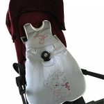 Madouck Gigoteuse bébé: 100% de coton, fermeture zippée à deux curseurs, 2,5 TOG, 0-6 Mois, 6-18 Mois, Brodé, Beige, Gris, Fille et Garçon de la marque Madouck image 3 produit