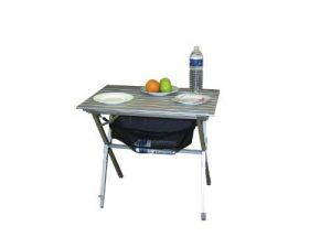 Midland - Table 2 Places - Taille : 80 X 70 X 60 Cm de la marque Midland image 0 produit